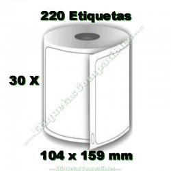 30 Rollos S0904980