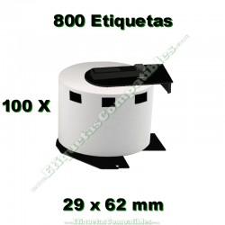 100 Rollos 11209