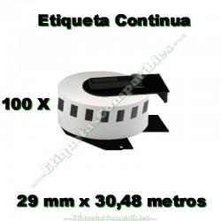 100 Rollos 22210