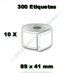 10 Rollos 11356
