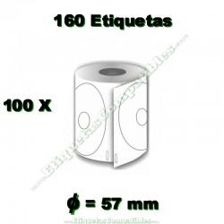 100 Rollos 14681