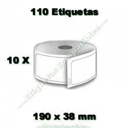 10 Rollos 99018