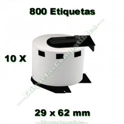 10 Rollos 11209