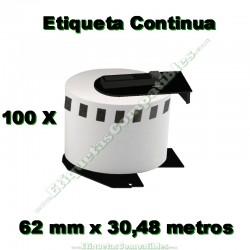 100 Rollos 22205