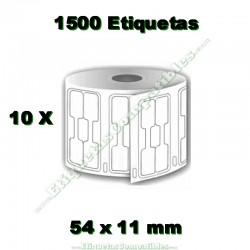 10 Rollos 11351