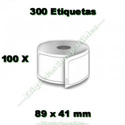 100 Rollos 11356