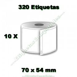 10 Rollos 99015